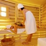 Bath and sauna. Баня и сауна. Целебные свойства банного жара и веника