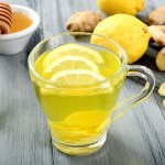 Imbir s limonom i medom